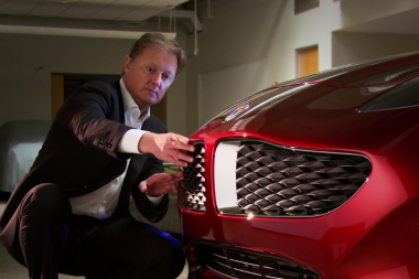 Henrik Fisker: The love of design