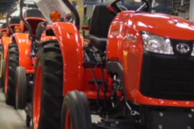 Kubota Tractor Corporation: Meeting Opener