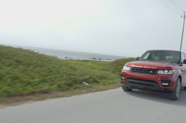 Range Rover Sport - Supercharged V8: Running Footage