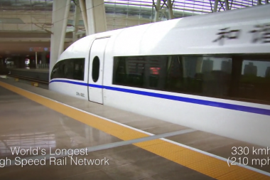 China Rail: Success Story